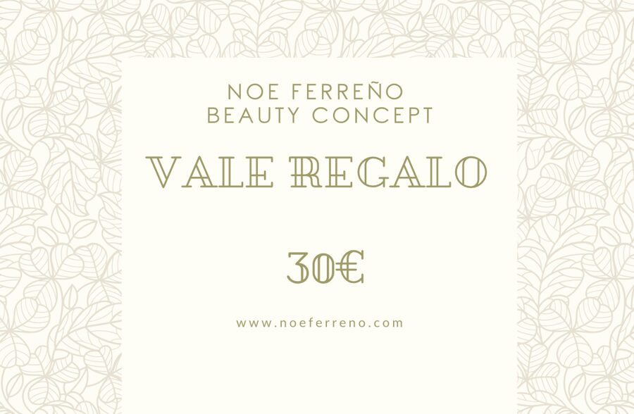 BONO GIFTS 30 REGALA BELLEZA