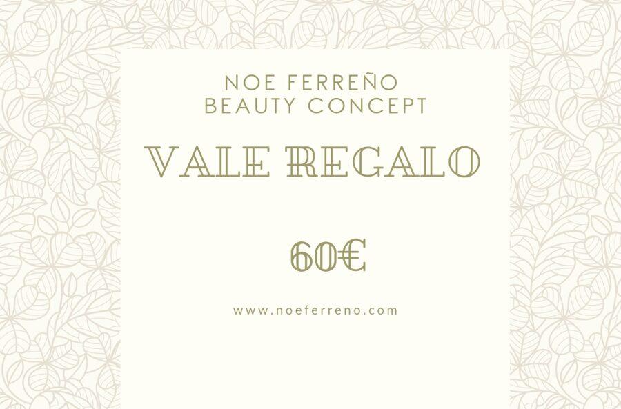 BONO GIFTS 60 REGALA BELLEZA