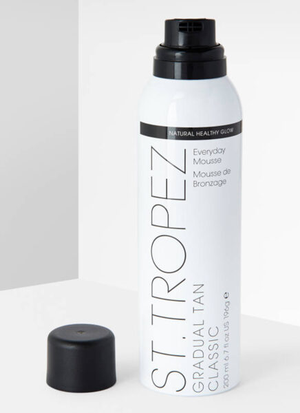 GRADUAL TAN MOUSSE BODY 200ML ST TROPEZ
