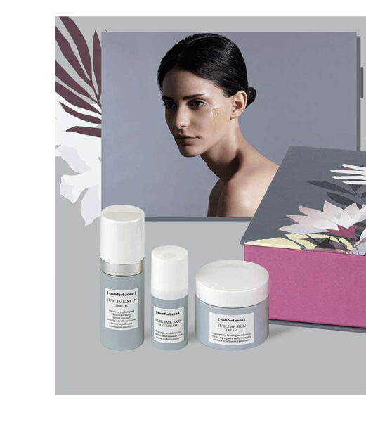 GIFT COLLECTION SUBLIME SKIN KIT COMFORT ZONE (EDICION LIMITADA)