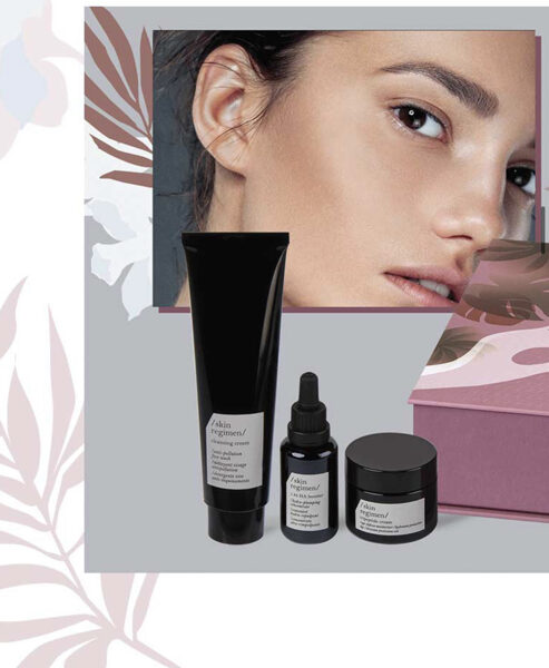 GIFT COLLECTION SKIN REGIMEN REJUVENATING ESSENTIALS KIT COMFORT ZONE (EDICION LIMITADA)